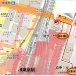 東京駅から隅田川花火大会第二会場(蔵前)へのアクセス。おすすめの行き方は?