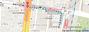 浜松町から大門