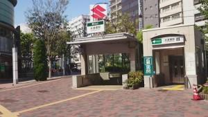 三田線水道橋駅