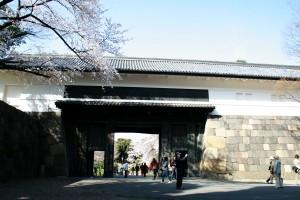 武道館 田安門