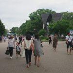 築地から上野・上野公園へのアクセス。おすすめの行き方はこれです!!