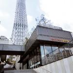 お台場から東京スカイツリーへのアクセス。おすすめの行き方を紹介します。