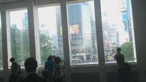 渋谷駅井の頭線通路