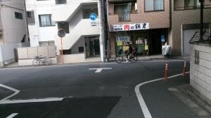 スカイツリー道順7
