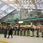 上野駅から新宿駅へのアクセス。おすすめの行き方はこれです!!