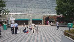 東京ドーム前