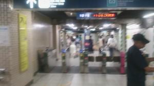 銀座線神田駅