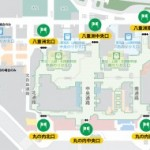 東京駅から東京流通センター(TRC)へのアクセス。おすすめの行き方は?