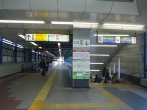 埼京線への乗り換え3