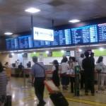 【新宿駅乗り換え案内】バスタ新宿からJR新宿駅への行き方。動画解説付き。