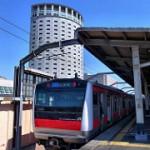 東京駅から新浦安駅へのアクセス。おすすめの行き方を紹介します。