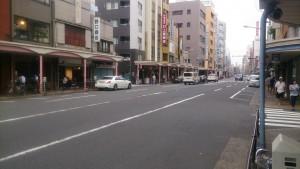 合羽橋商店街 中