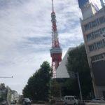 東京駅から東京タワーへのアクセス。おすすめの行き方(御成門駅経由で行く方法)