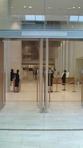 オペラシティ入口