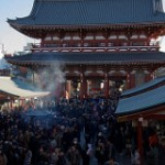 浅草寺初詣2017年の混雑の時間帯は?空いている参拝時間は?
