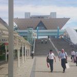 横浜駅からお台場へのアクセス。おすすめの行き方はこちらです。