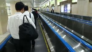 京葉線① 動く歩道