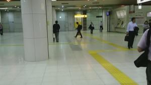 京葉線 コンコース