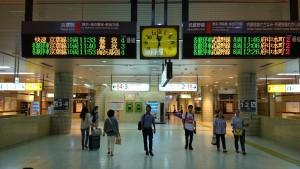 京葉線①時刻表