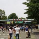 上野駅から上野動物園へのアクセス。JR・銀座線・日比谷線からの行き方を紹介します。