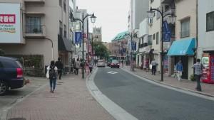 早稲田駅 商店街