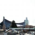 羽田空港から国立代々木競技場へのアクセス。おすすめの行き方は?