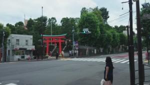 早稲田駅 馬場下町
