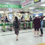 【渋谷駅乗り換え案内】山手線から銀座線への乗り換え方法。