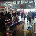 【新宿駅から乗り換え案内】JRから西武新宿駅へのアクセス。地下通路だけで行く方法です。