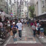 渋谷から表参道への行き方。キャットストリートを歩いて行く方法