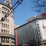 東京駅から銀座への行き方。歩いて行く方法を紹介します。