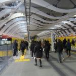 【渋谷駅乗り換え案内】田園都市線・半蔵門線から銀座線への行き方。動画案内付き。