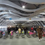 【渋谷駅乗り換え案内】銀座線から山手線乗り換え方法。動画案内付き。